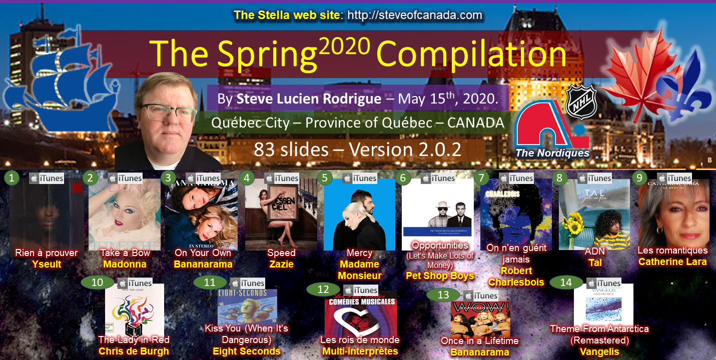 The Spring 2020 Compilation