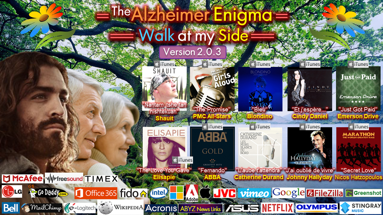 The Alzheimer Enigma - Walk with me